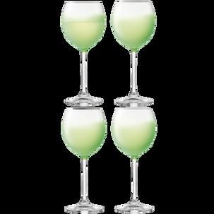 Haze Wine Apple Set of 4 pcs