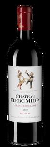 Вино Chateau Clerc Milon Grand Cru Classe (Pauillac), 2015 г.