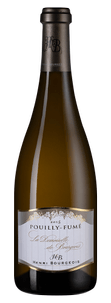 Вино Pouilly-Fume La Demoiselle de Bourgeois, Henri Bourgeois, 2015 г.