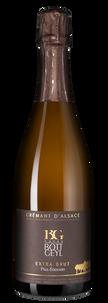 Игристое вино Cremant d'Alsace Extra Brut Cuvee Paul-Edouard, Domaine Bott-Geyl