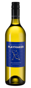Вино Playmaker Chardonnay, Igor Larionov, 2018 г.