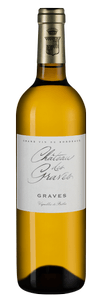 Вино Chateau des Graves Blanc, Vignobles Butler, 2016 г.
