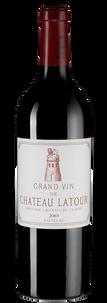 Вино Chateau Latour, 2003 г.