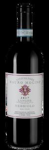 Вино Langhe Nebbiolo, Mauro Molino, 2017 г.
