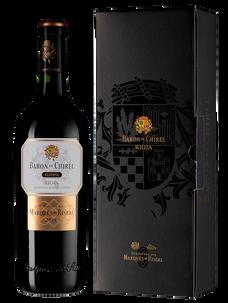 Вино Baron de Chirel Reserva, Marques de Riscal, 2014 г.