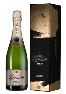 Шампанское Lanson Gold Label Brut Vintage, 2008 г.