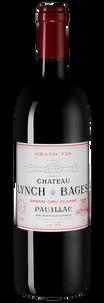 Вино Chateau Lynch-Bages, 1996 г.
