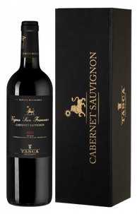 Вино Cabernet Sauvignon Vigna San Francesco, Tasca, 2016 г.