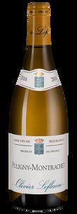 Вино Puligny-Montrachet, Olivier Leflaive Freres, 2016 г.