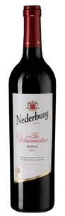 Вино Nederburg Shiraz Winemasters, 2017 г.