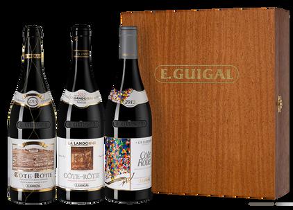Вино Набор Guigal (La-La-La)
