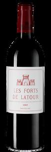Вино Les Forts de Latour, Chateau Latour, 2005 г.