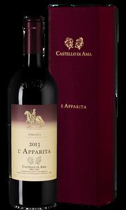 Вино L`Apparita, Castello di Ama, 2013 г.