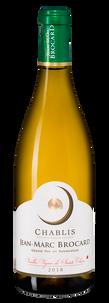 Вино Chablis Vieilles Vignes, Jean-Marc Brocard (Domaine Sainte-Claire), 2018 г.