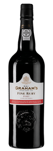 Портвейн Graham's Fine Ruby Port, Graham`s