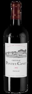 Вино Chateau Pontet-Canet, 2012 г.