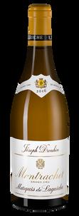 Вино Montrachet Grand Cru Marquis de Laguiche, Joseph Drouhin, 2016 г.