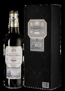 Вино Marques de Riscal Reserva, 2013 г.