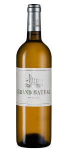 Вино Grand Bateau Blanc, Chateau Beychevelle, 2017 г.