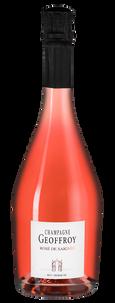 Шампанское Geoffroy Rose de Saignee Brut Premier Cru