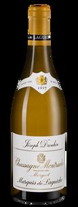 Вино Chassagne-Montrachet Premier Cru Morgeot Marquis de Laguiche, Joseph Drouhin, 2017 г.