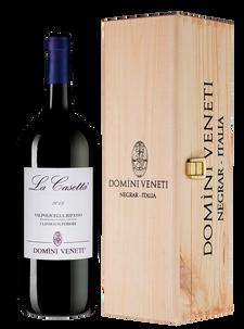 Вино Valpolicella Classico Superiore Ripasso La Casetta, Domini Veneti, 2015 г.