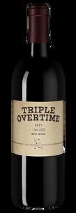 Вино Triple Overtime Red Wine, Igor Larionov, 2017 г.