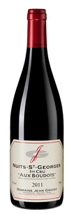 Вино Nuits-Saint-Georges Premier Cru Aux Boudots, Domaine Jean Grivot, 2011 г.