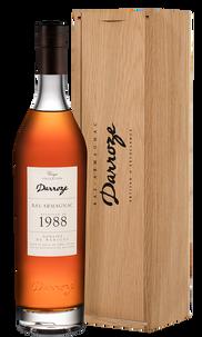 Арманьяк Bas-Armagnac Darroze Unique Collection Domaine de Salie au Freche, 1988 г.