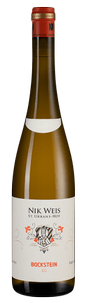 Вино Riesling Bockstein GG, Nik Weis, 2017 г.