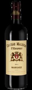 Вино Chateau Malescot Saint-Exupery, 2011 г.