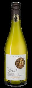 Вино Vitral Chardonnay Reserva, Vina Maipo, 2017 г.