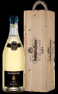 Вино Gavi dei Gavi (Etichetta Nera), La Scolca, 2017 г.