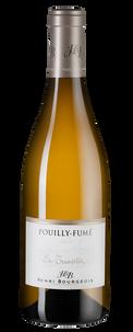 Вино Pouilly-Fume En Travertin, Henri Bourgeois, 2017 г.
