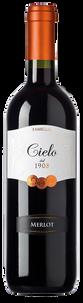 Вино Merlot, Cielo, 2018 г.