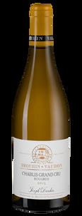 "Вино Chablis Grand Cru ""Bougros"", Joseph Drouhin, 2015 г."