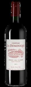 Вино Chateau la Dominique, 2011 г.