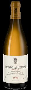 Вино Corton-Charlemagne Grand Cru, Bonneau du Martray, 1998 г.