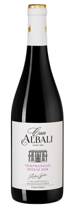 Вино Casa Albali Tempranillo Shiraz, 2018 г.