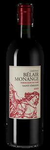 Вино Chateau Belair Monange, 2009 г.