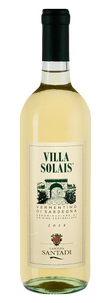 Вино Villa Solais, Santadi, 2018 г.