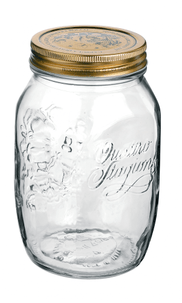 Bormioli Quattro Jar
