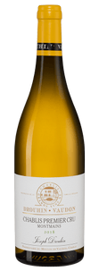Вино Chablis Premier Cru Montmains, Joseph Drouhin, 2018 г.