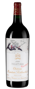 Вино Chateau Mouton Rothschild, 1996 г.