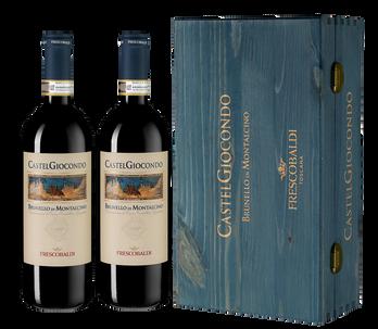 Вино Набор Frescobaldi Brunello di Montalcino Castelgiocondo