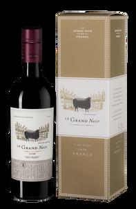 Вино Le Grand Noir Grenache-Syrah-Mourvedre, Jean d'Alibert, 2016 г.