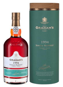 Портвейн Graham's Single Harvest Tawny in tube, Graham`s, 1994 г.