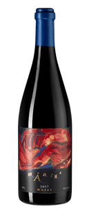 Вино Mantra Шираз , 2017 г.