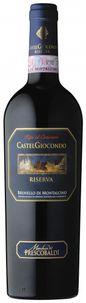 Вино Brunello di Montalcino Castelgiocondo Riserva, Frescobaldi, 2011 г.