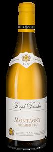 Вино Montagny Premier Cru, Joseph Drouhin, 2017 г.